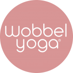 Wobbelyoga officiele logo